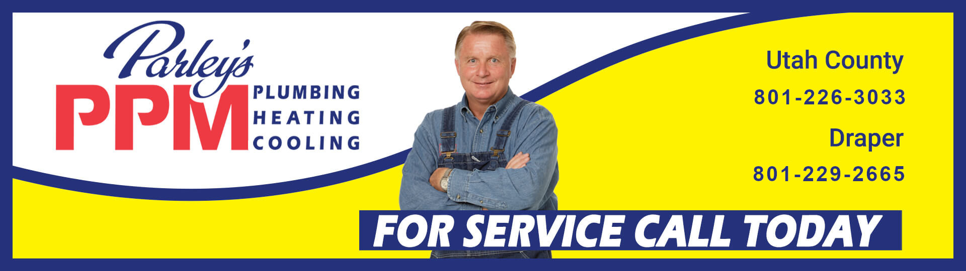 Parley's PPM Plumbing, Heating & Cooling